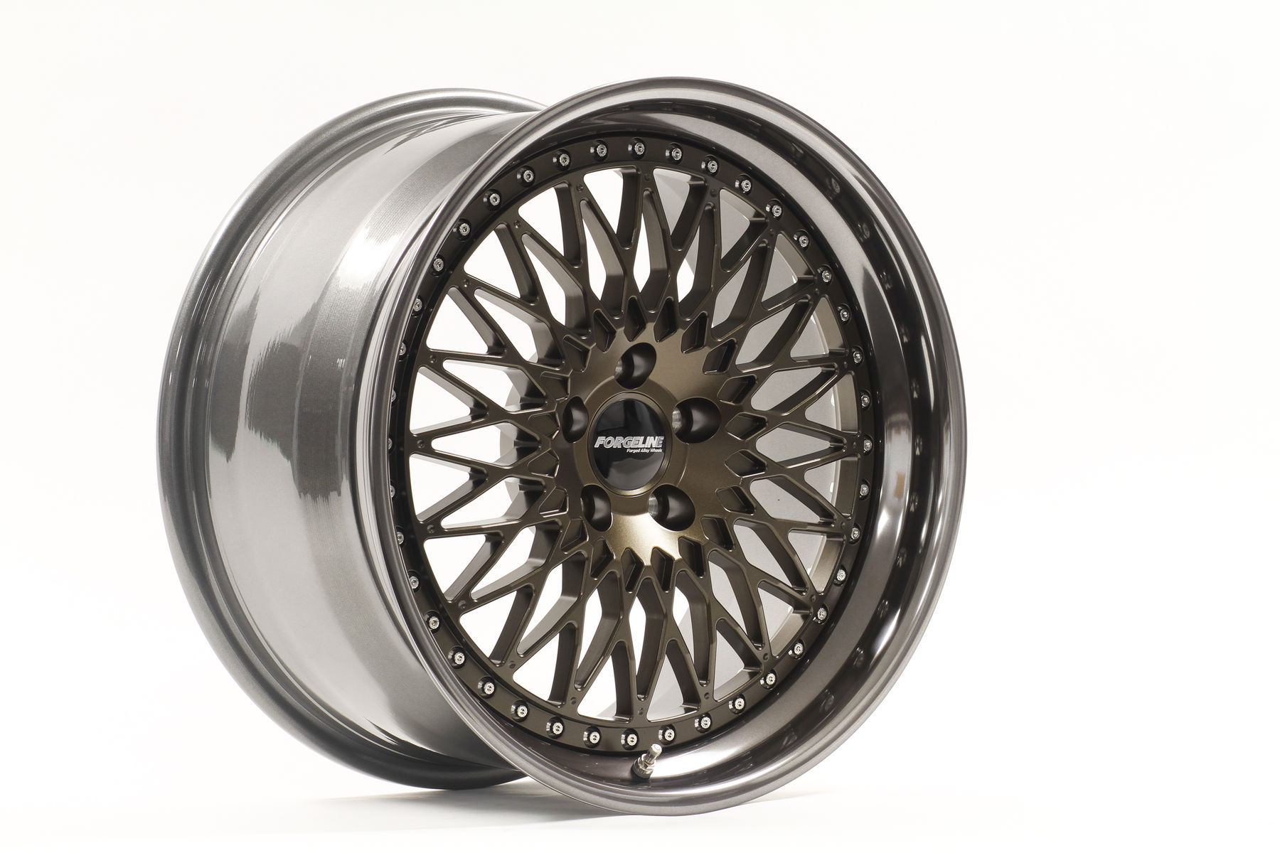 |  Forgeline Heritage Series LS3 with Bronze Center