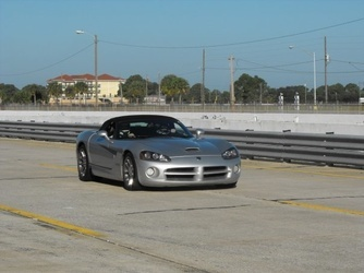 My Old Supercharged Viper