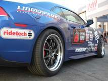 Lingenfelter's L28 Camaro on Forgeline GA3 Wheels at the 2014 SEMA Show