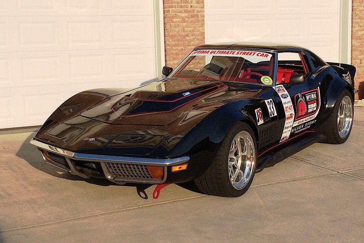 1972 Chevrolet Corvette Stingray | Corvette on Forgeline GA3R Wheels