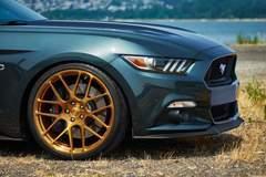 H&R 2015 Mustang GT Premium Fastback