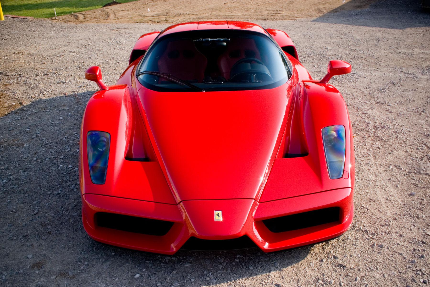 2003 Ferrari Enzo   2003 Ferrari Enzo