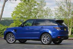 2015 Land Rover Range Rover SVR