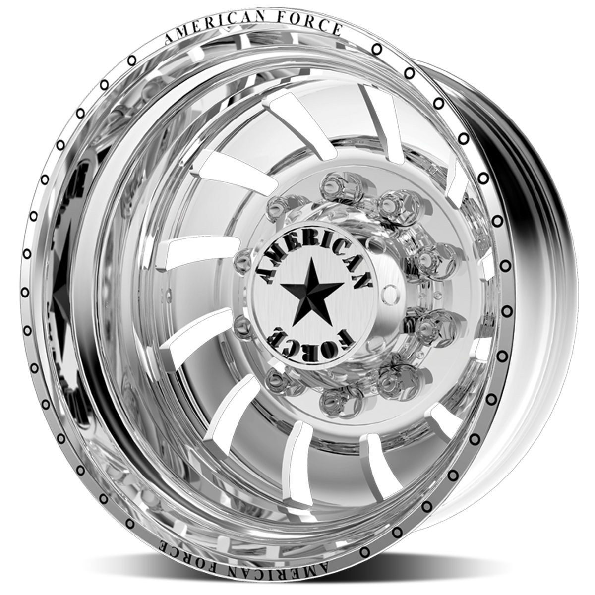 | Dually Wheel - Victory - Rear