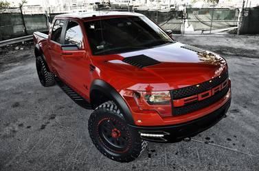 2011 Ford F-150 | Ford Raptor