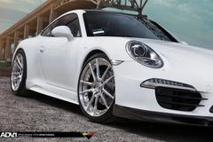 '14 Porsche 911 on ADV.1's