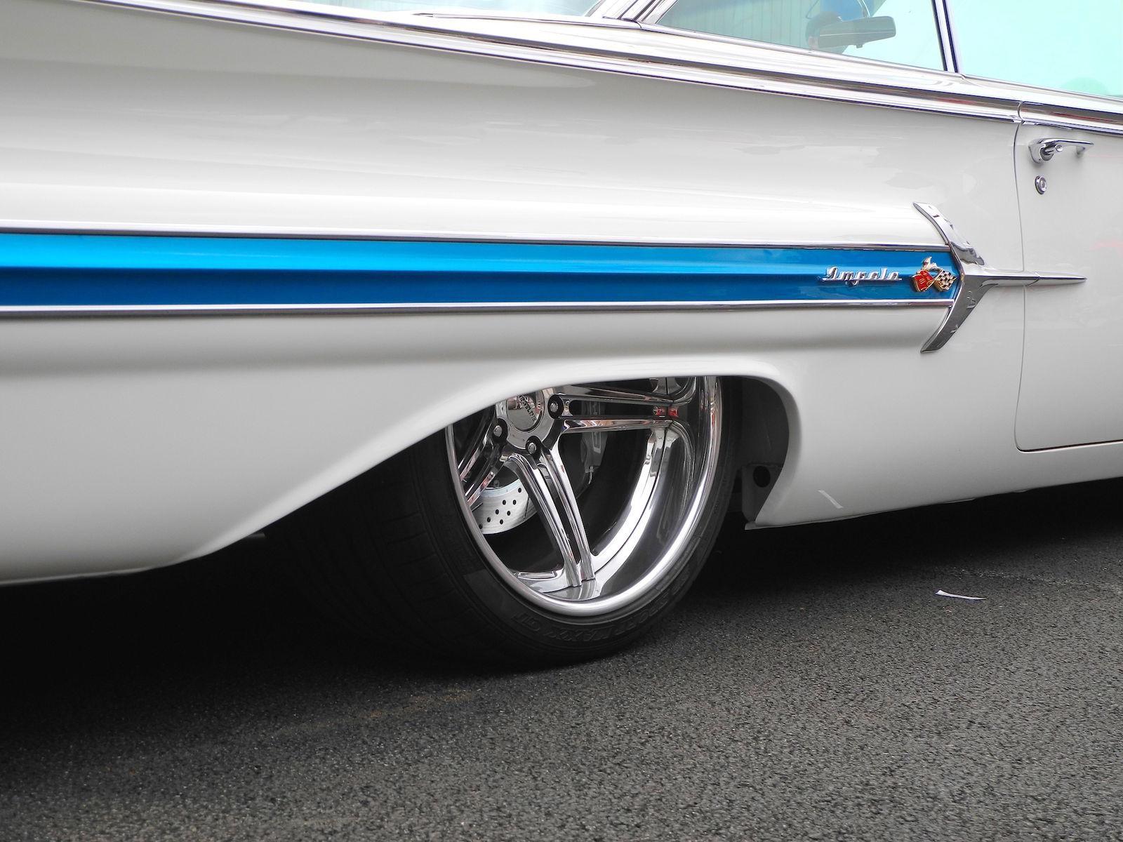 1960 Chevrolet Impala | Tony's '60 Impala on Forgeline SC3C Concave Wheels