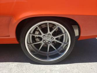 1969 Chevrolet Camaro | Brian Kilgore's '69 Camaro Convertible on Forgeline GA3C Wheels