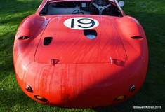 Maserati 450S Ex- Stirling Moss