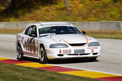 Mustang GT at Road America