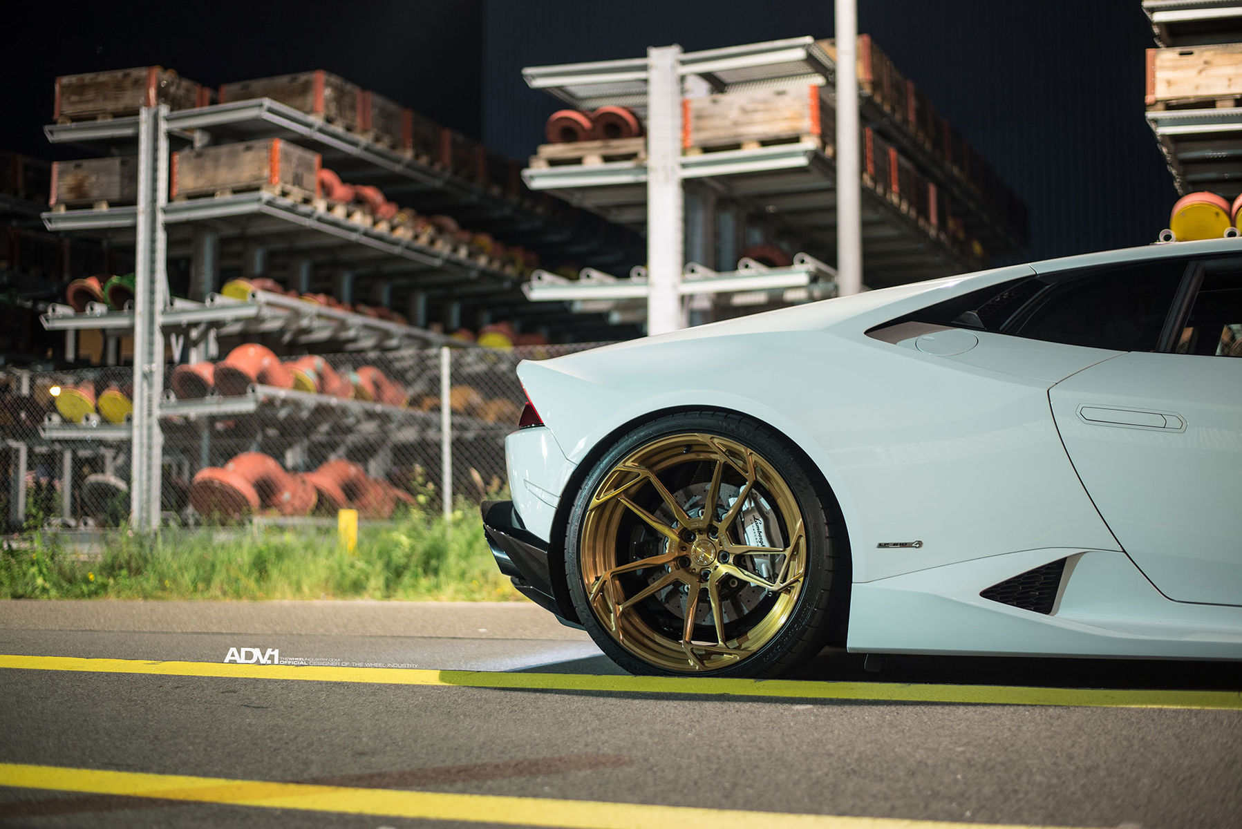 2017 Lamborghini Huracan | ADV.1 Wheels Lamborghini Huracan LP610-4