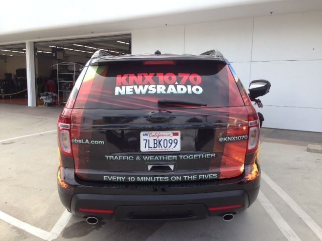2015 Ford Explorer | KNX 10.70 News Radio