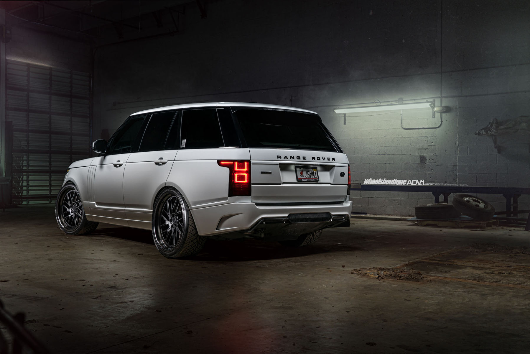 Land Rover Range Rover | ADV.1 Range Rover HSE Supercharged