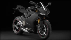 Ducati 1199 Panigale S - Black Model