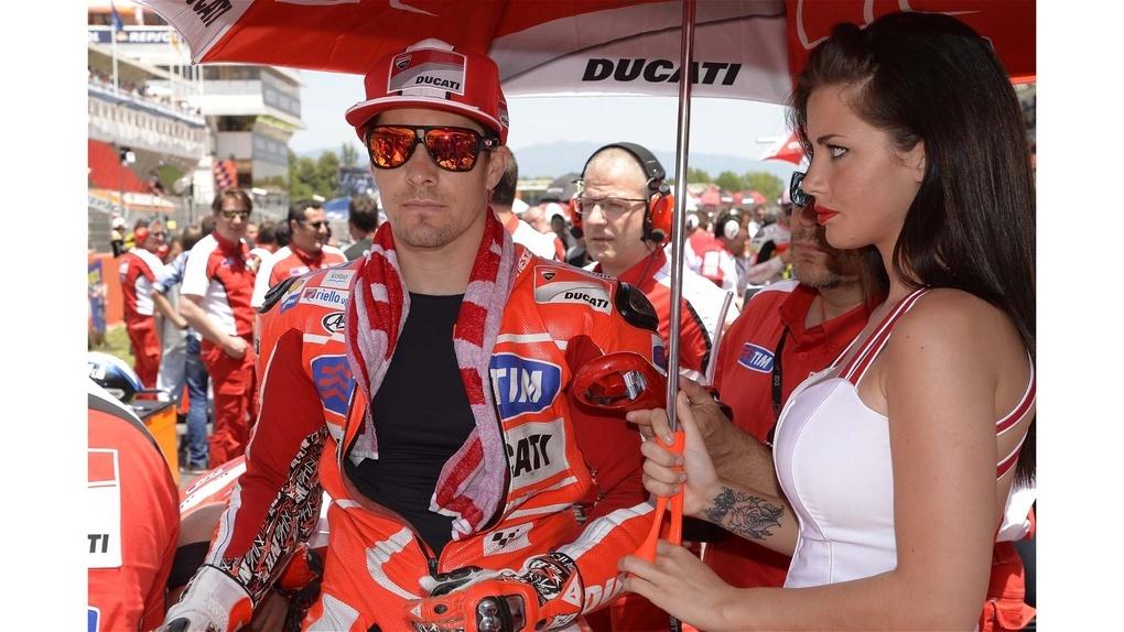 2013 Ducati  | 2013 MotoGP - Catalunya - Hayden