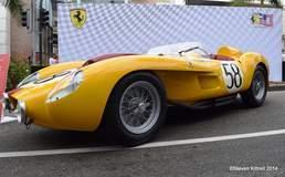 1959 Pontoon Ferrari Testa Rosa