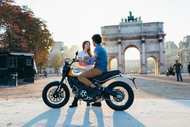 2015 Ducati Scrambler Classic | Ducati Scrambler - Euro Cruise