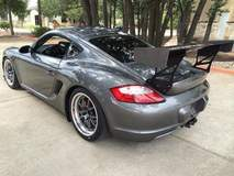 ERD Porsche Cayman Track Build on Forgeline GA3R Wheels