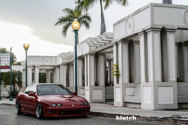 1995 Acura Integra | '95 Acura Integra on Klutch SL1's