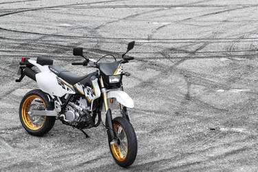2015 Suzuki DR-Z400SM | DR-Z400SM