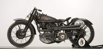 RaceDepartment Vintage Harley Racer