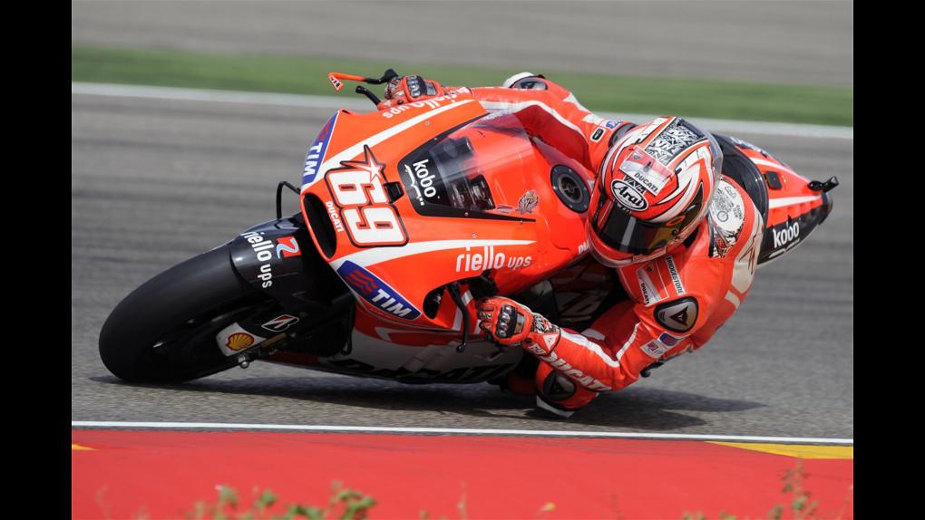 2013 Ducati  | 2013 MotoGP - Aragon - Hayden