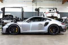 BBi Autosport-Tuned 991 Porsche GT2 RS on Forgeline One Piece Forged Monoblock GE1R Wheels