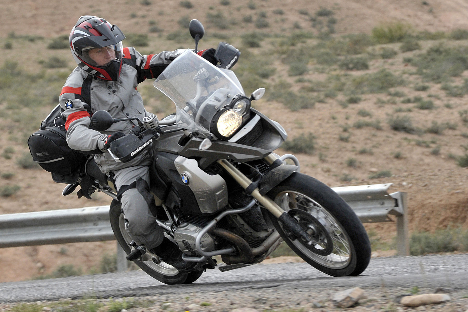 BMW  | Michelin Anakee 3 Tire Test in Morocco