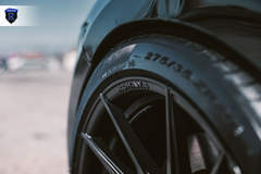 Ford Mustang - Tire
