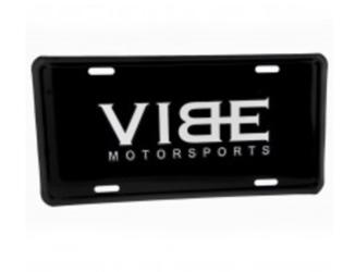 VIBE License Plate Insert