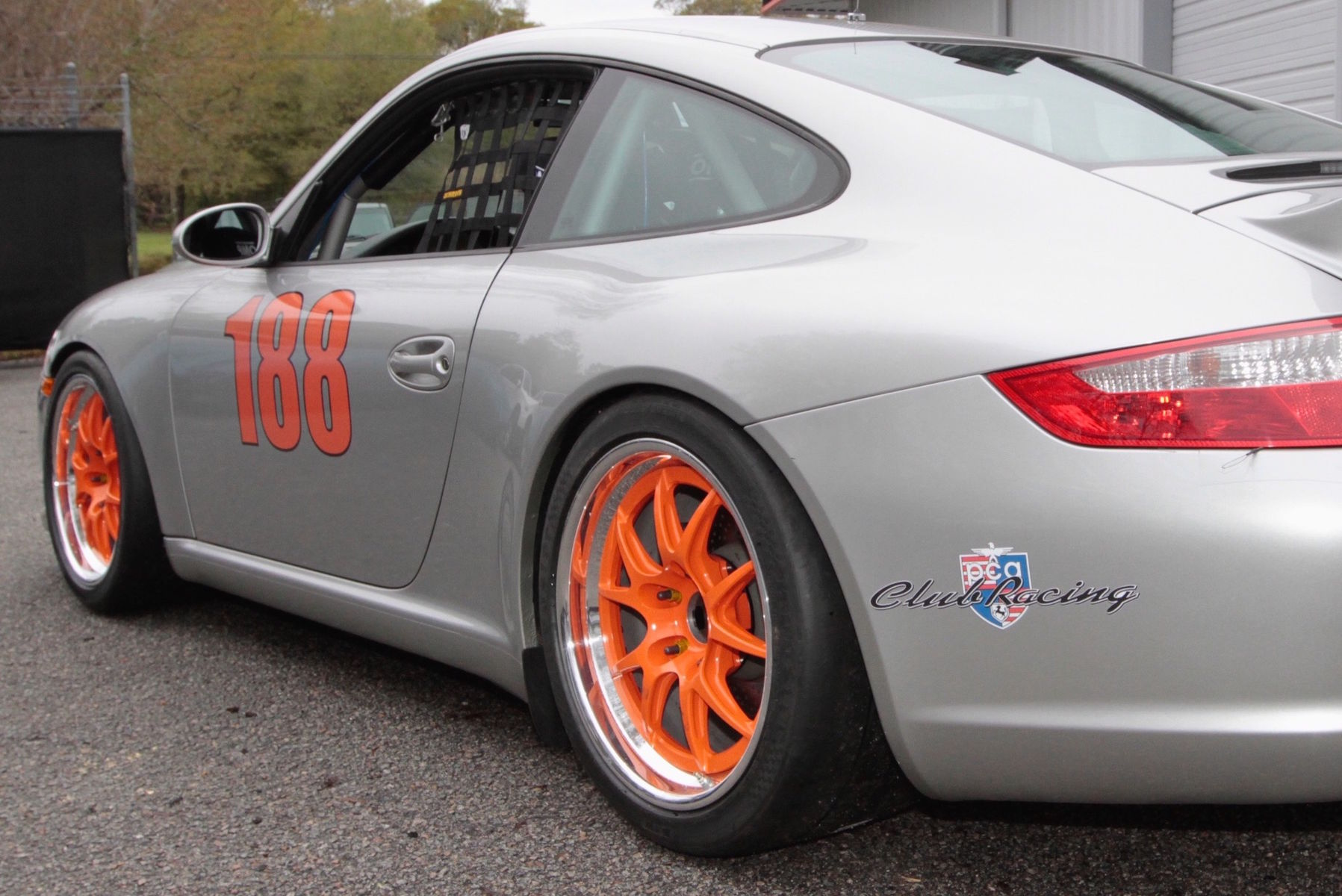 2005 Porsche 911 | PCA H-Class 997 on Forgeline GA3R Wheels