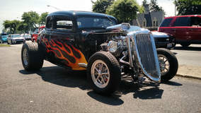 Custom Ford Hot Rod