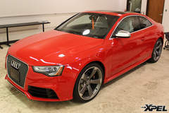 Audi RS5 with XPEL ULTIMATE