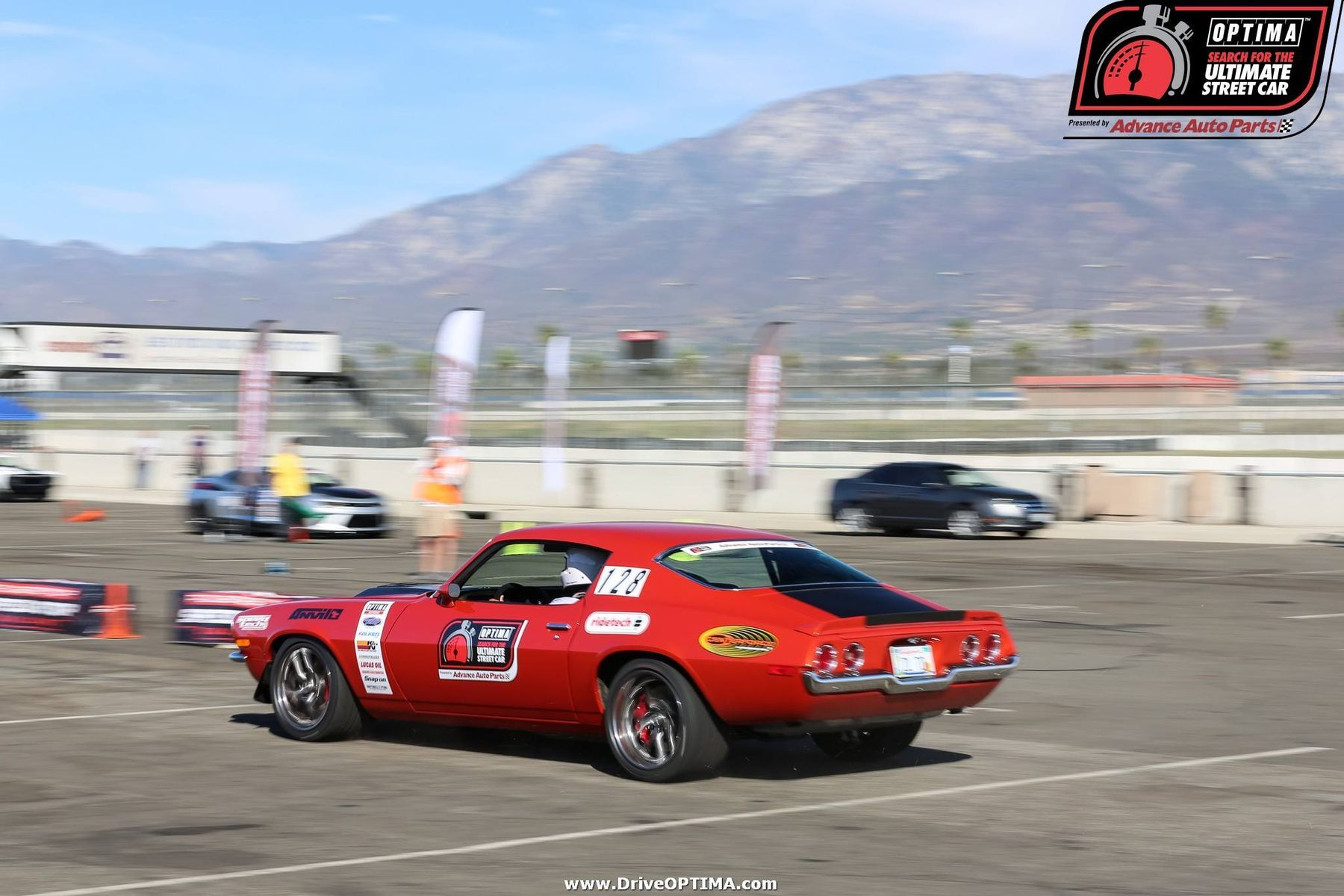 1970 Chevrolet Camaro | Nick Relampagos Earns 2016 OUSCI Invite with 1970 Camaro on Forgeline VX3C Wheels