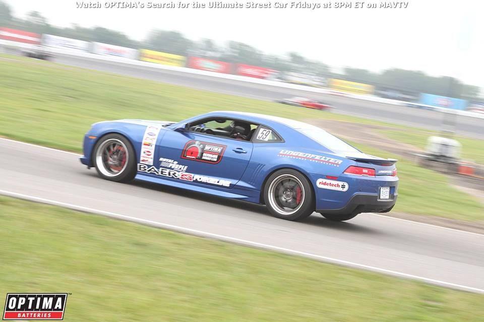 2010 Chevrolet Camaro | 2010 Lingenfelter L28 Camaro - Road Course - 2014 -2