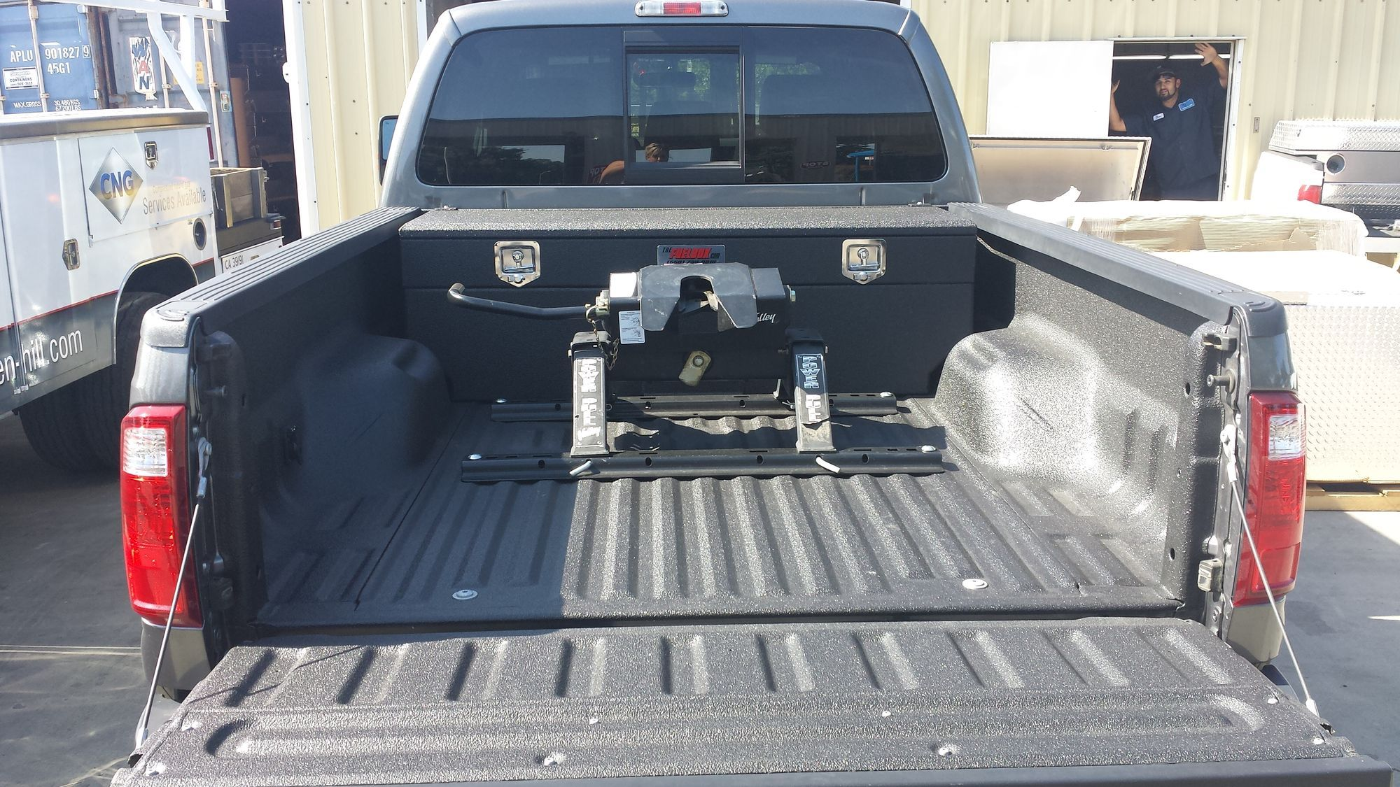 Ford F-250 Super Duty | Ford Superduty with Fuelbox combo FTC60