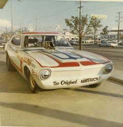 Galpin Drag Racing Larry Fullerton Front