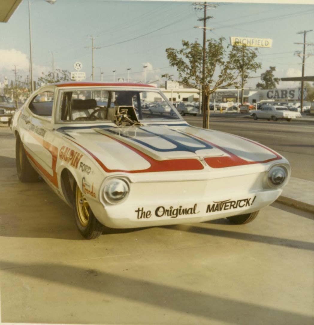 | Galpin Drag Racing Larry Fullerton Front
