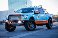 2015 Galpin Auto Sports (GAS) Ford F-150 Stance