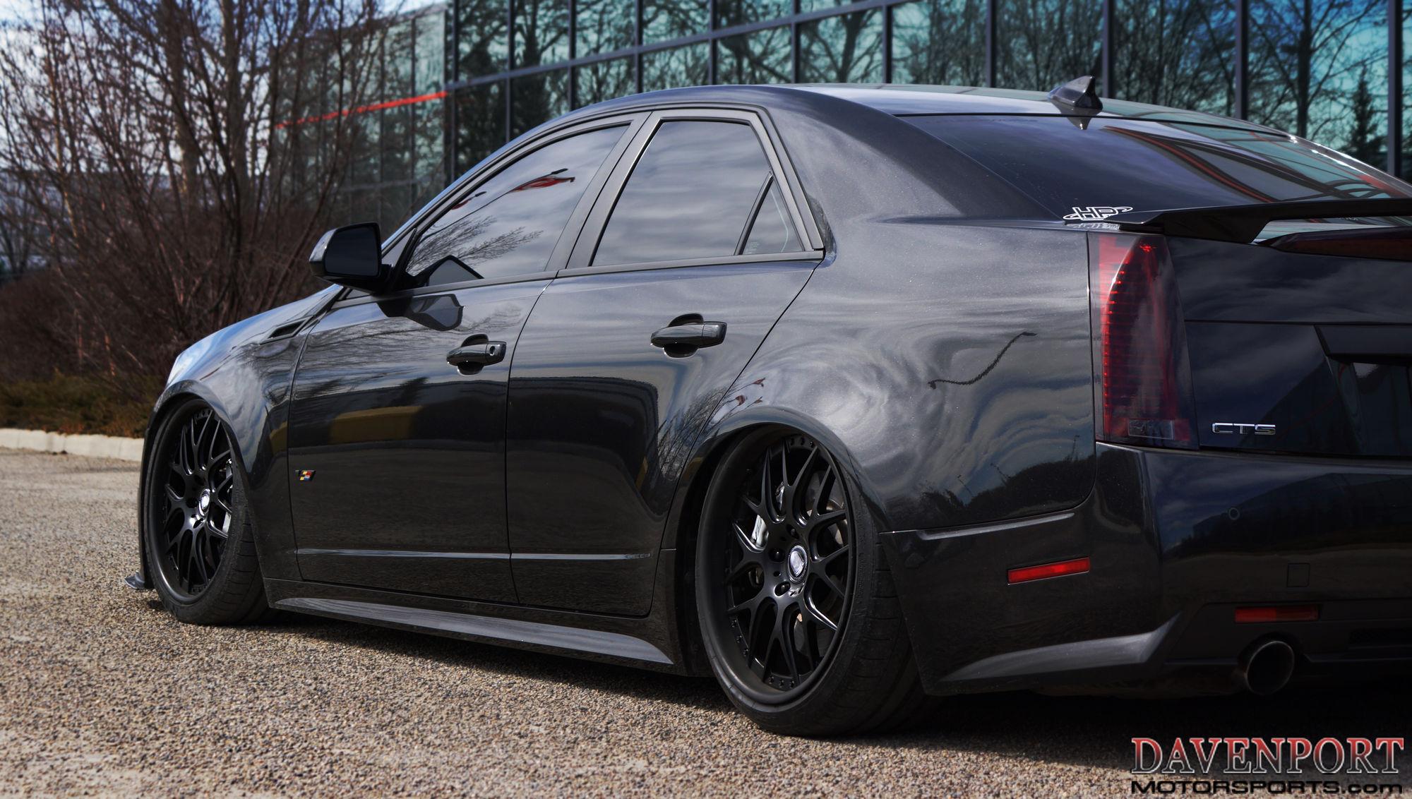 2013 Cadillac CTS-V | ANGRY V