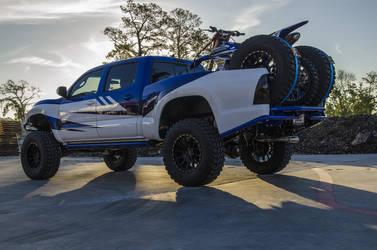Justin Barcia's JGR Build