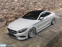 Radi8 R8CM9 - Mercedes Benz S 500 Coupe