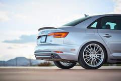 H&R 2017 Audi A4 - Pirelli P Zero