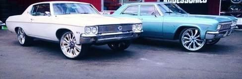 1982 Chevy malibu