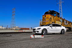 HH11 ON BMW 650I