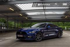Ford Mustang - Stance Shot