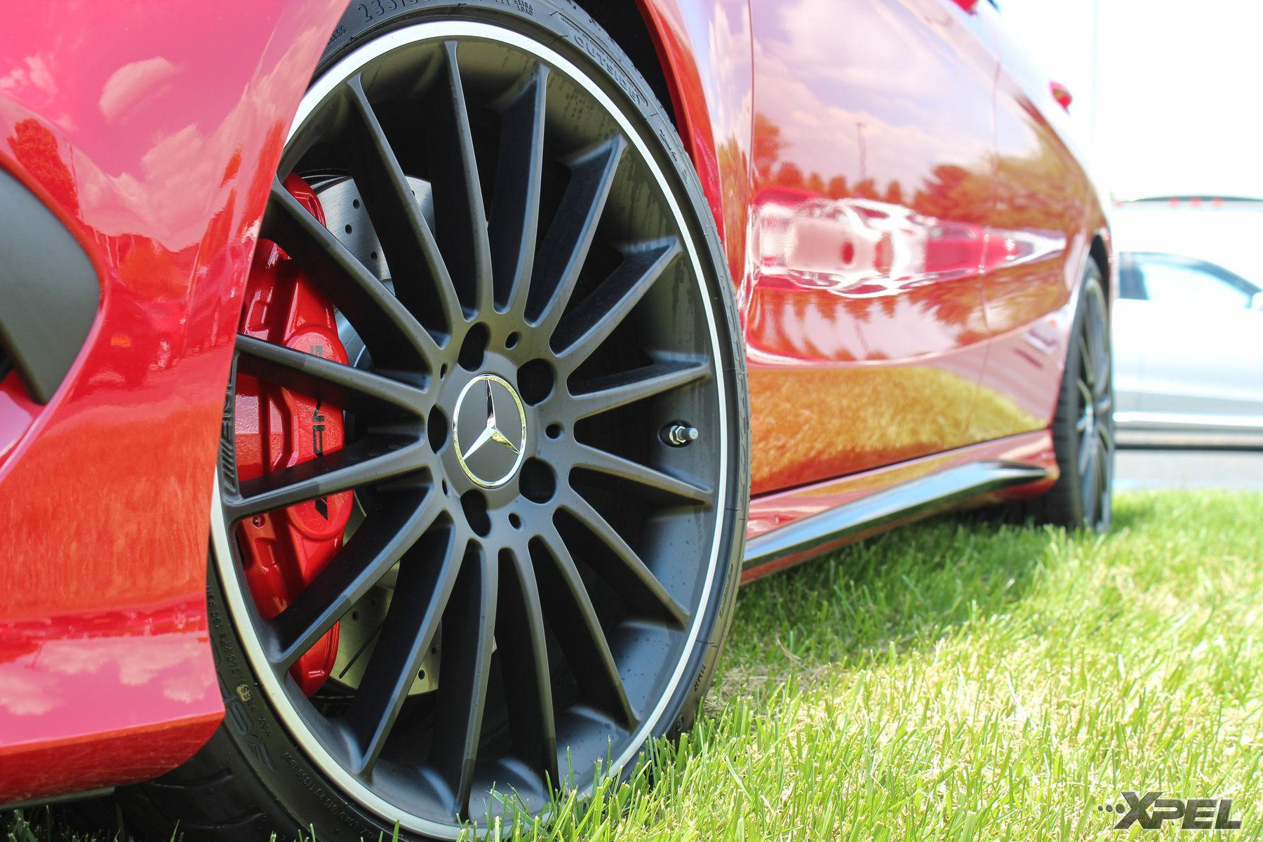 Mercedes-Benz  | Turbo AMG sedan, looks great!