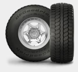 BF Goodrich Baja T/A K2 (39x12.5R17) Tires (TBC)