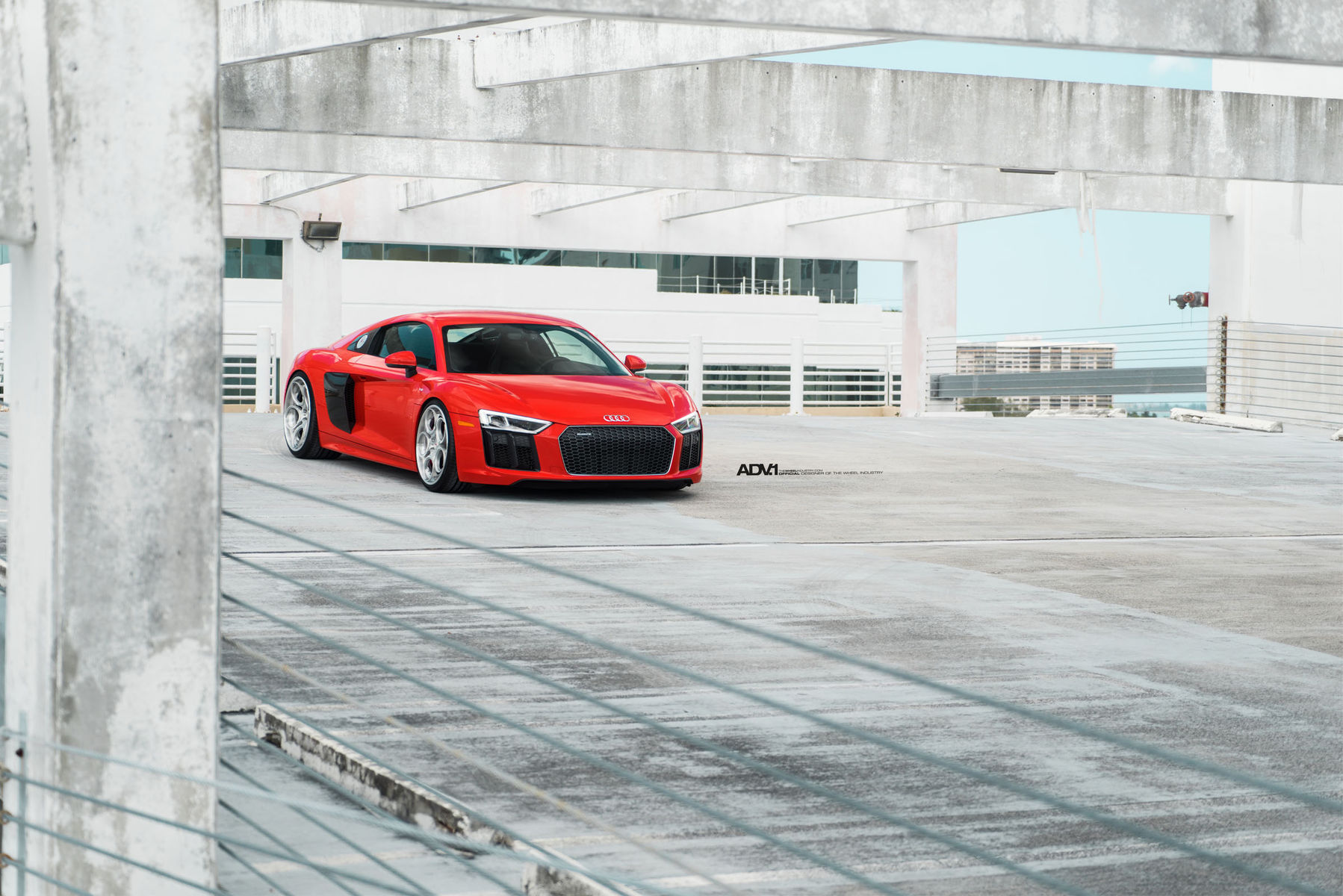 2017 Audi R8 | ADV.1 2017 Audi R8