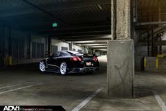 '11 Nissan GTR on ADV.1's